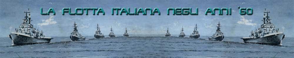 Marina militare 1960 for Andrea doria nave da guerra